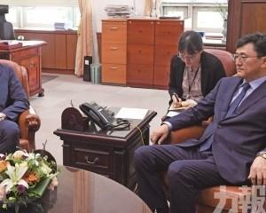 韓召見兩國大使抗議