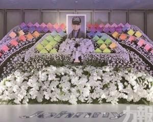 喜多川東京巨蛋設公眾喪禮