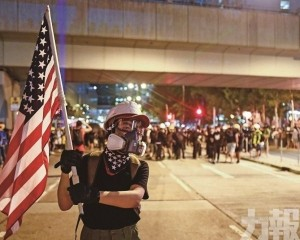 特朗普將香港與貿易戰連動