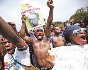 巴布亞人:抗爭至獨立公投