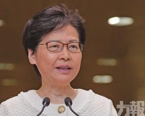 干預香港事務