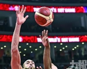 法國籃球世界盃斬草除根