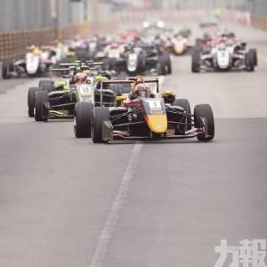 第66屆澳門格蘭披治大賽車精彩繼續