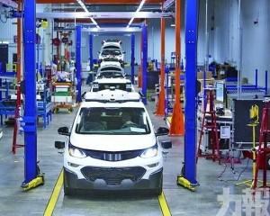 通用召回北美380萬輛車