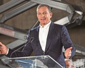 迪士尼CEO辭任蘋果董事
