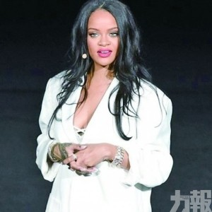 Rihanna遲大到無歉意被鬧