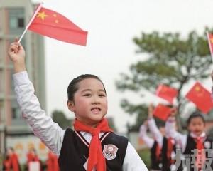 70年光輝奮鬥 中國人站起來 富起來 強起來