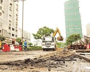社諮委倡引進鄰地鋪路技術 加強驗收