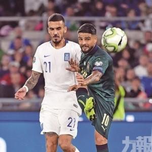 意軍全勝闖歐國盃決賽周