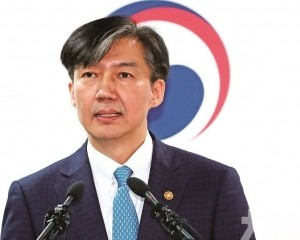 韓國法務部長曹國請辭