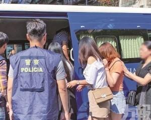 揭三間非法旅館拘兩人