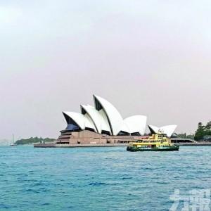 火勢一度逼近悉尼