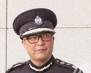稱香港警隊表現亞洲最優秀