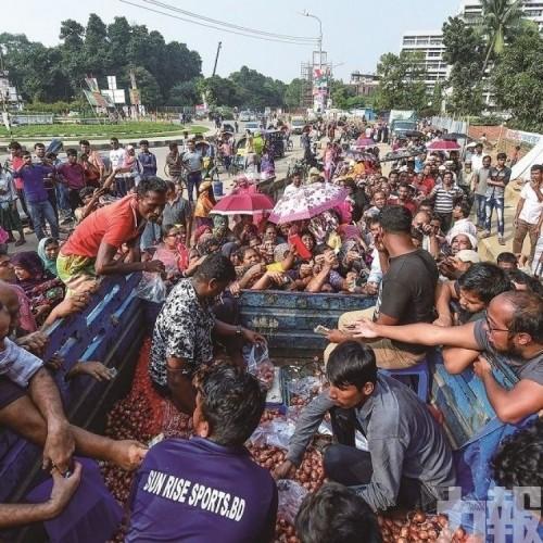「廚房危機」席捲南亞