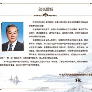 王毅:捍衛國家主權