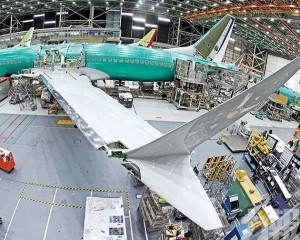 波音恐停產737 MAX