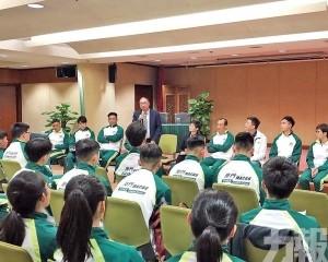 澳門中學生籃球隊取消2月長春之行