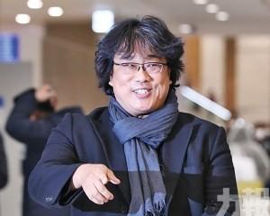 導演奉俊昊凱旋返韓獲歡呼