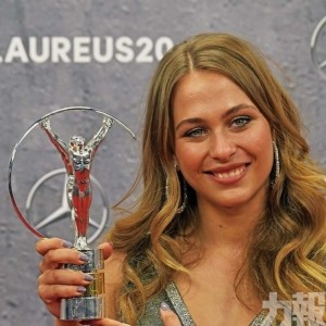 佛羅絲下一目標爭最佳女運動員獎