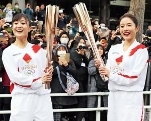 奧運聖火下月開始日本全國游走