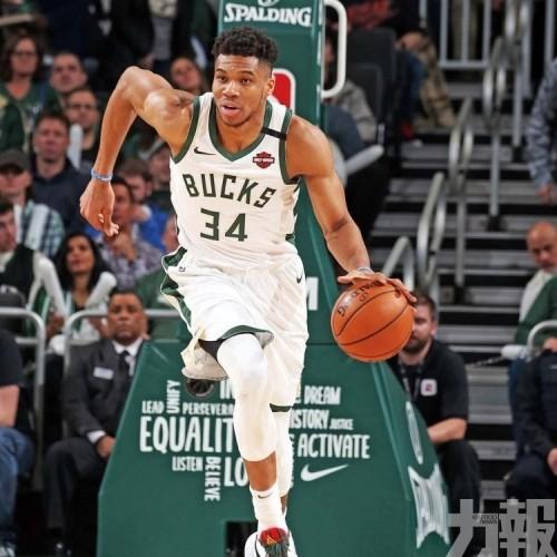 公鹿締NBA最快紀錄