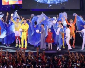2022年杭州再見!