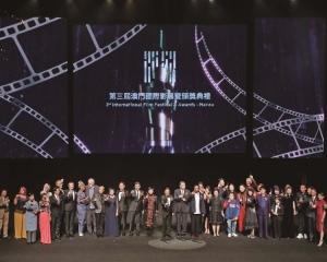 陳凱歌祝願電影事業 繼續有精神