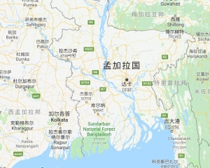 孟加拉空軍訓練機失事兩機師亡