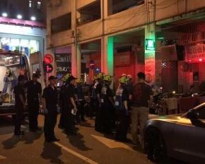 有片!百利新邨食店爆炸至今七傷