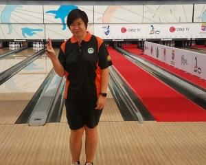 林素瓊台灣國際賽勇奪冠