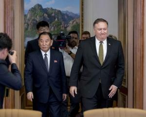 朝鮮斥美提「強盜般」棄核要求