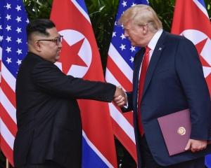 特朗普稱仍相信平壤棄核