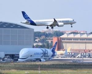 空中巴士「新」客機A220飛機誕生
