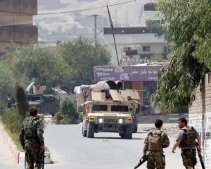 阿富汗教育局大樓遇襲20死傷