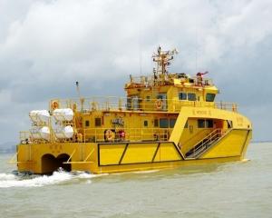 「西灣號」救援船將投入工作