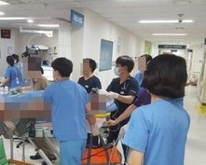 韓國軍用直升機墜毀五死一傷
