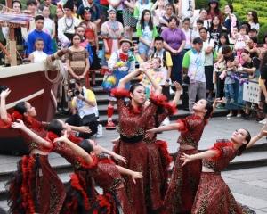 國際青年舞蹈節2018啟動