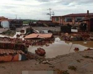 內蒙暴雨致洪災至少六死一失蹤
