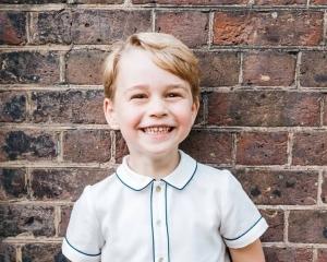 英國皇室發放最新照片