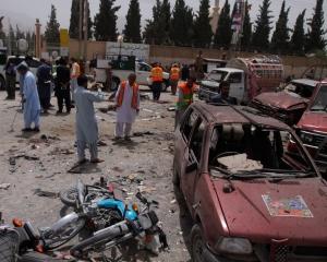 巴基斯坦大選 投票站遇襲逾66死傷