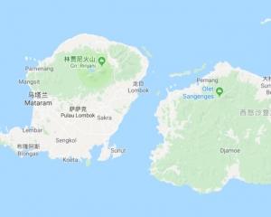 印尼龍目島6級以上地震