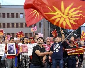 馬其頓9月底舉行公投