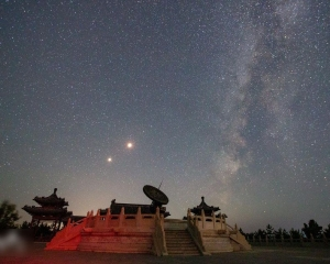 【火星大衝】距離最近時刻在今晚