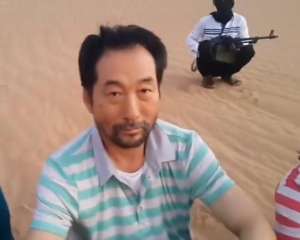 四韓菲漢在利比亞遭綁架