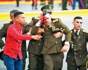 委內瑞拉當局拘捕六人
