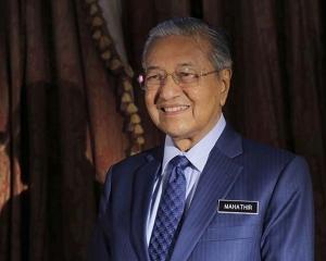外交部:大馬總理馬哈迪周五訪華