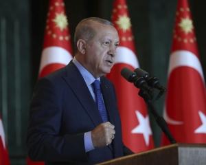 埃爾多安批評美國從土耳其背後插刀