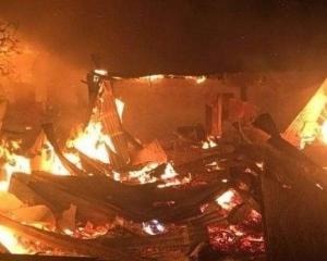 智利護老院凌晨大火釀10死