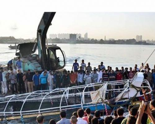 蘇丹尼羅河沉船23死
