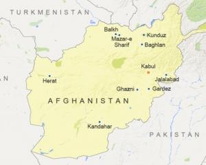 阿富汗首都疑遭火箭襲擊2傷